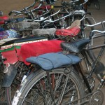 Malawian Bike Taxis